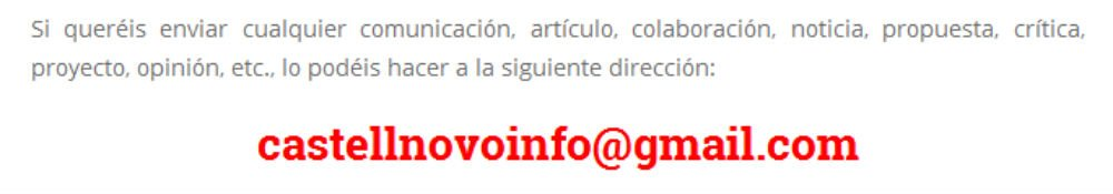 Contacto_Castellnovo_Info